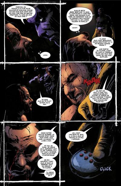 Page 9 Punisher tome 2 - Guerre en Bagalie