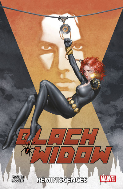 Couverture Black widow - Reminiscences