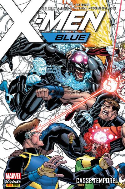 Couverture X-Men blue tome 2