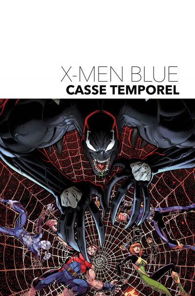 Page 1 X-Men blue tome 2
