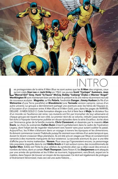 Page 4 X-Men blue tome 2