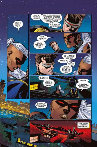 Page 9 X-Men blue tome 2
