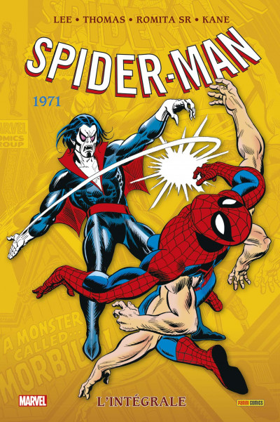 Couverture Spider-man - intégrale tome 9