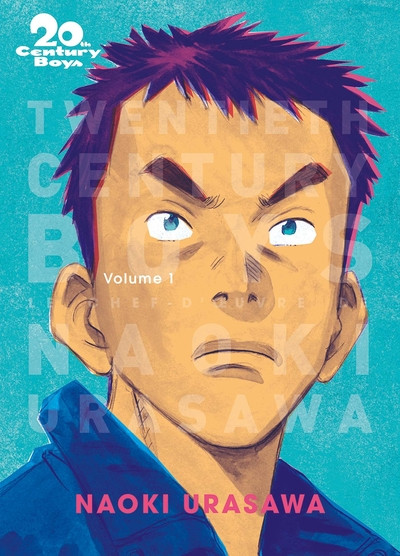 Couverture 20th century boys - perfect edition tome 1