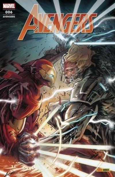 Couverture Avengers (série 2020) tome 6