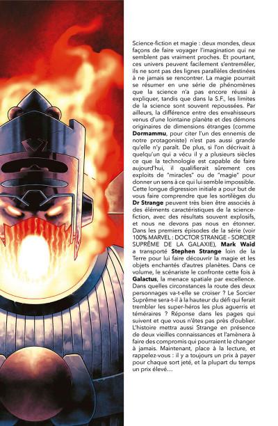 Page 3 Dr Strange (fresh start) tome 3