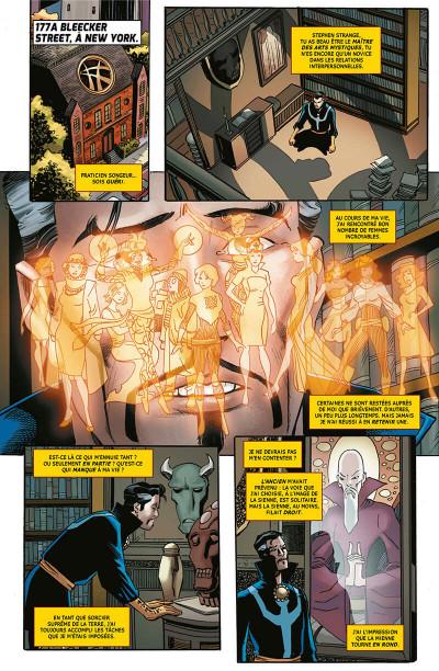 Page 5 Dr Strange (fresh start) tome 3