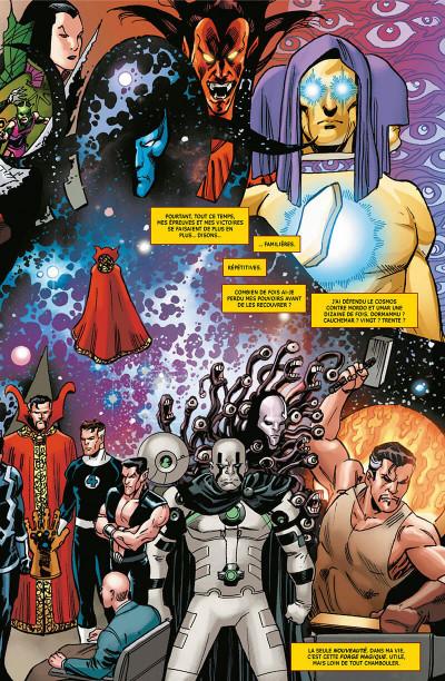 Page 7 Dr Strange (fresh start) tome 3