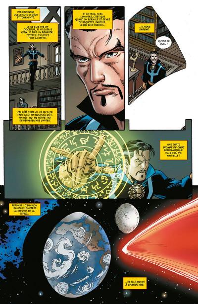 Page 8 Dr Strange (fresh start) tome 3