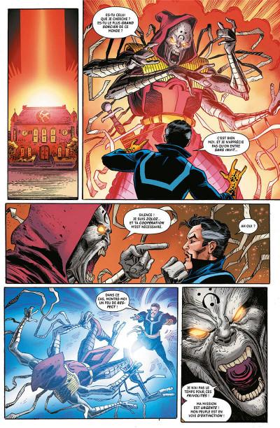 Page 9 Dr Strange (fresh start) tome 3