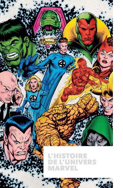 Page 1 L'histoire de l'univers Marvel