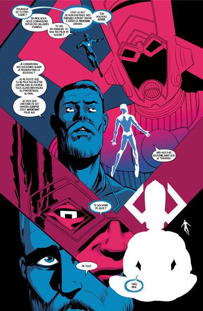 Page 6 L'histoire de l'univers Marvel