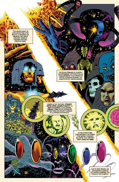 Page 7 L'histoire de l'univers Marvel