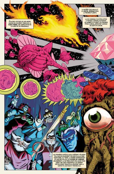 Page 8 L'histoire de l'univers Marvel