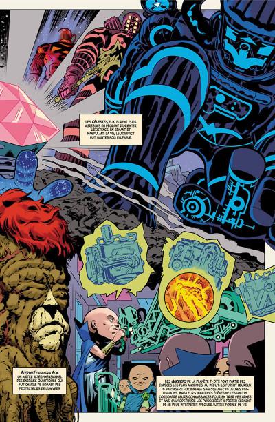 Page 9 L'histoire de l'univers Marvel