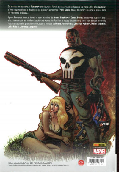 Dos The Punisher tome 9