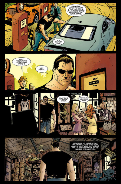 Page 8 The Punisher tome 9