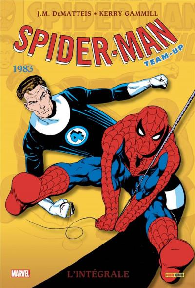 Couverture Spider-man - intégrale tome 47