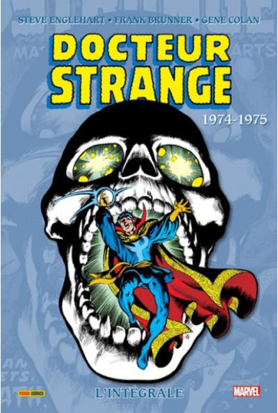 Couverture Docteur Strange - intégrale tome 5