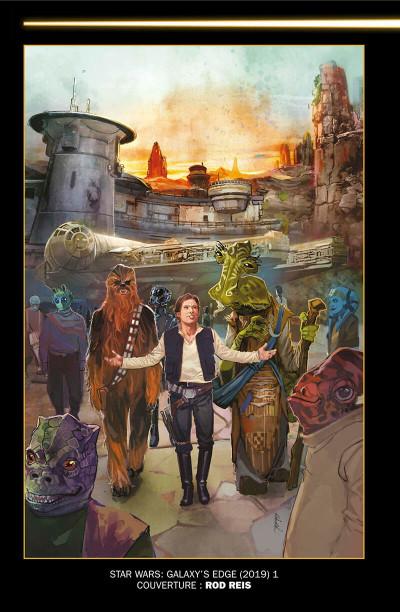 Page 4 Star Wars - Galaxy's edge