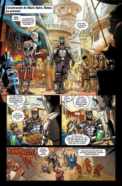 Page 5 Star Wars - Galaxy's edge