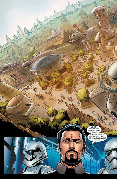 Page 6 Star Wars - Galaxy's edge