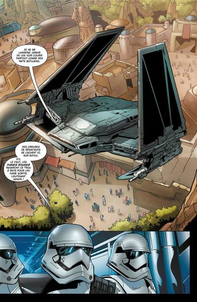 Page 7 Star Wars - Galaxy's edge