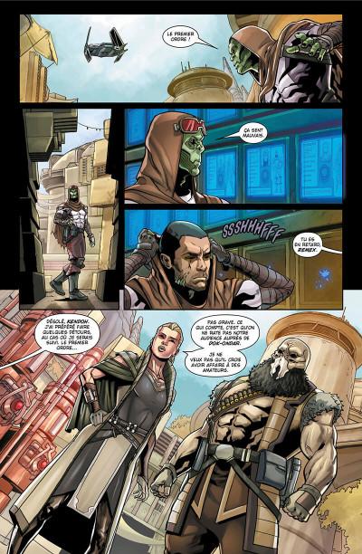 Page 8 Star Wars - Galaxy's edge