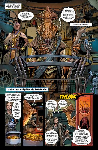 Page 9 Star Wars - Galaxy's edge