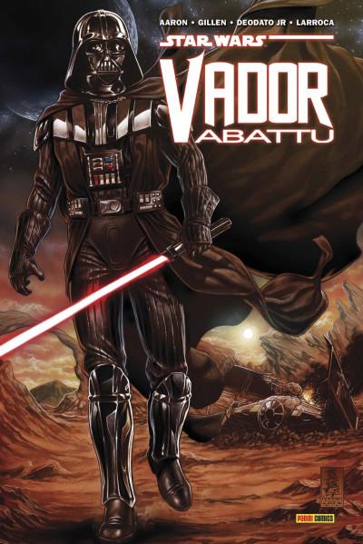 Couverture Star wars - Vador abattu (marvel deluxe)