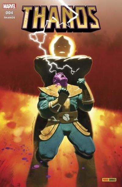 Couverture Thanos (série 2020) tome 4