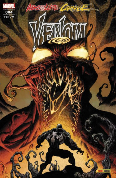 Couverture Venom (série 2020) tome 4