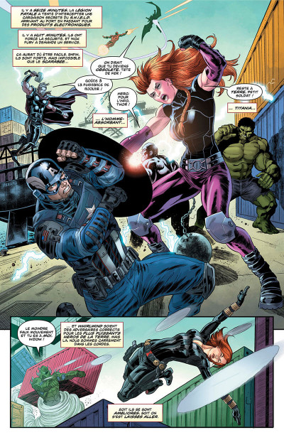 Page 6 Marvel's Avengers videogame tome 1