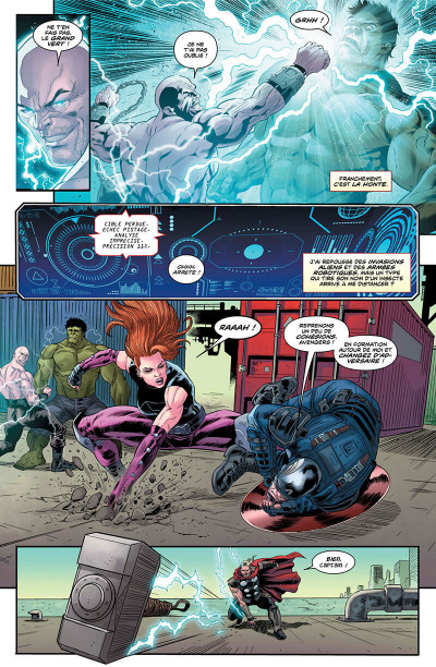 Page 7 Marvel's Avengers videogame tome 1