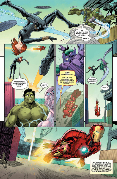 Page 8 Marvel's Avengers videogame tome 1