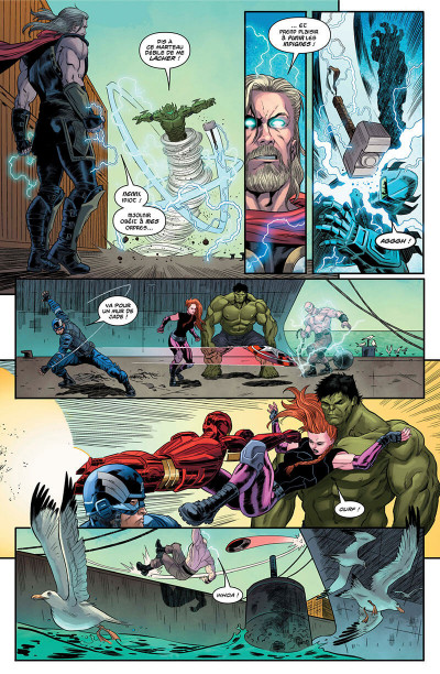 Page 9 Marvel's Avengers videogame tome 1