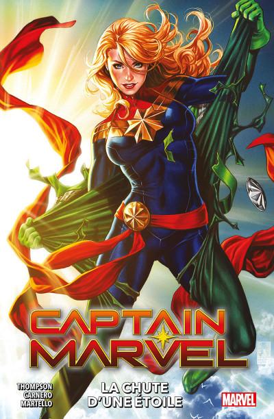 Couverture Captain Marvel tome 2