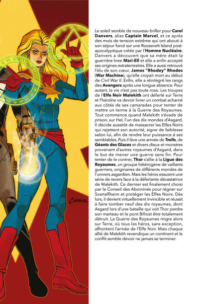 Page 3 Captain Marvel tome 2