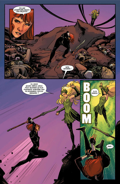 Page 6 Captain Marvel tome 2