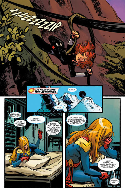 Page 9 Captain Marvel tome 2