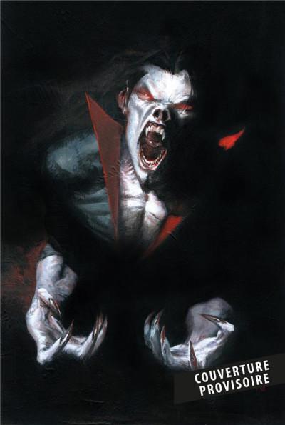 Couverture Morbius - Le vampire vivant