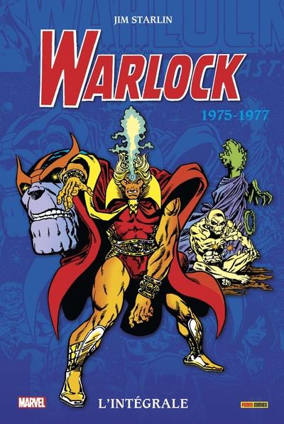 Couverture Adam Warlock - intégrale tome 2