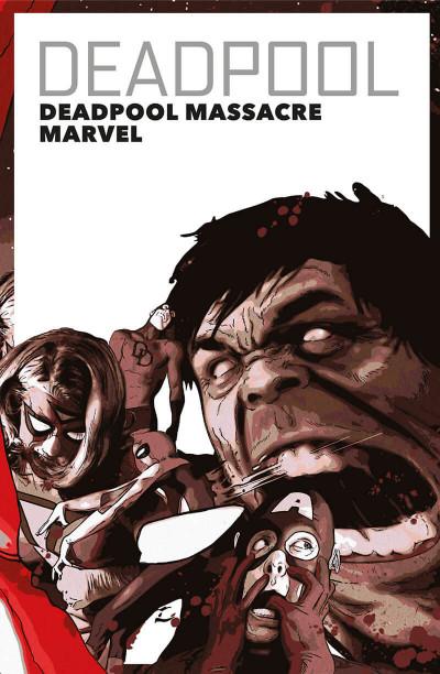 Page 1 Deadpool massacre marvel (must have)