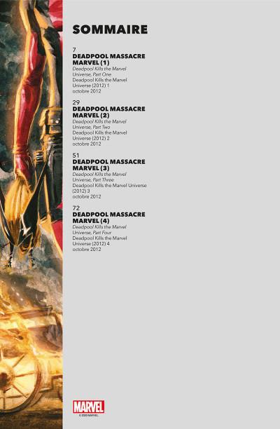 Page 2 Deadpool massacre marvel (must have)