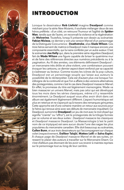 Page 4 Deadpool massacre marvel (must have)