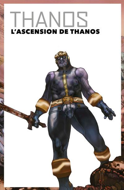 Page 1 L'ascension de Thanos (must have)