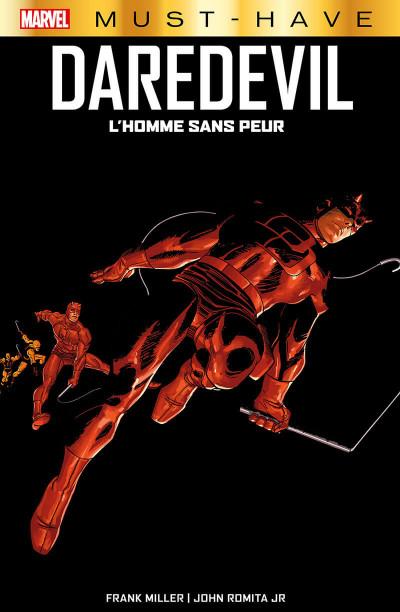 Couverture Daredevil - L'homme sans peur (must have)