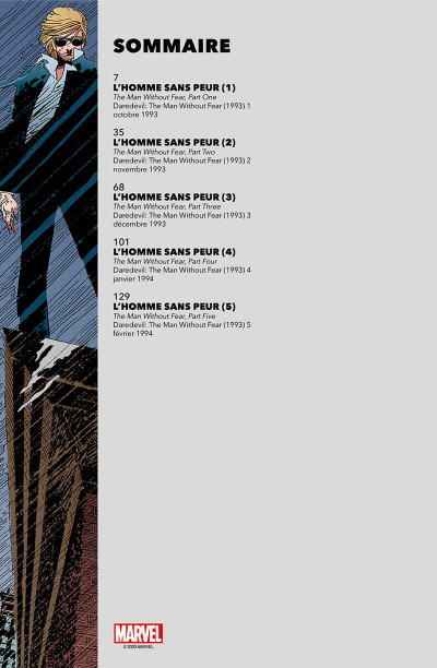 Page 2 Daredevil - L'homme sans peur (must have)