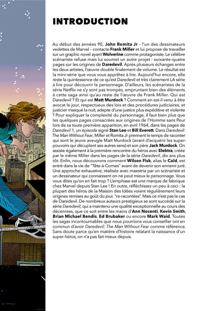 Page 4 Daredevil - L'homme sans peur (must have)