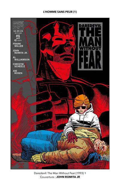 Page 5 Daredevil - L'homme sans peur (must have)